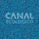 Borracha EPDM Azul Celeste