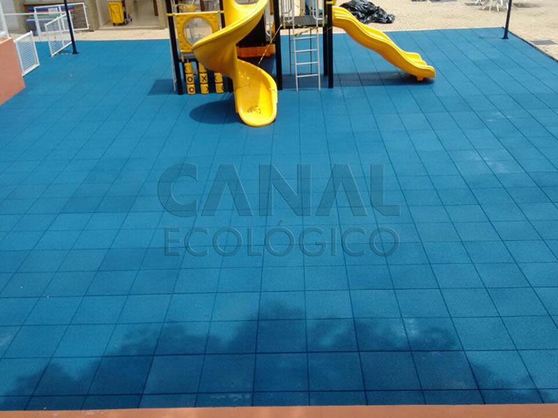 piso borracha reciclada parque infantil