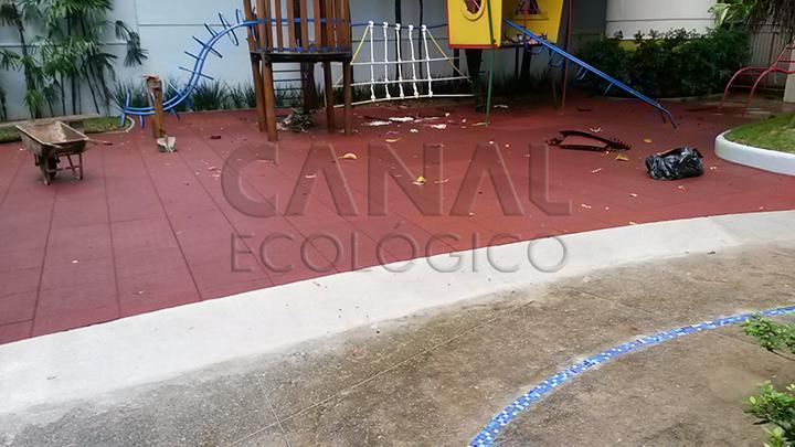 Piso emborrachado para playground São Paulo - SP