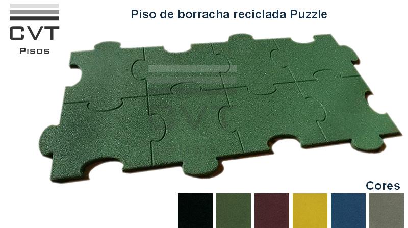 piso Puzzle Quebra Cabe�a