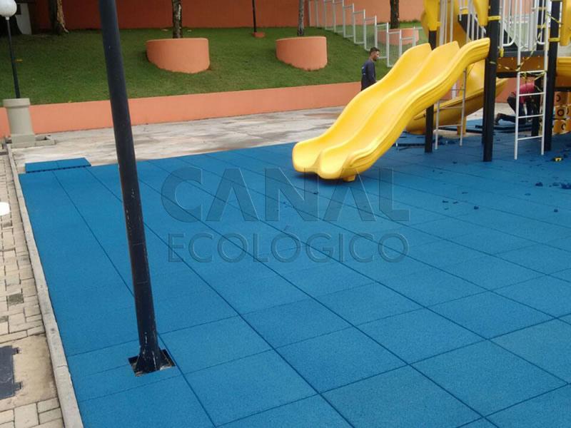 Piso Parque Infantil Externo preço
