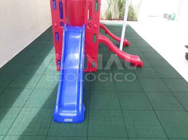 Piso de Borracha Playground e Parquinho